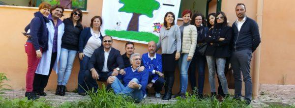 Festa dell'albero, alla scuola Puglisi piantati alberi donati al Comune.