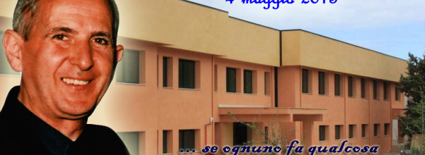 """Riapertura Scuola """"don G. Puglisi"""""""